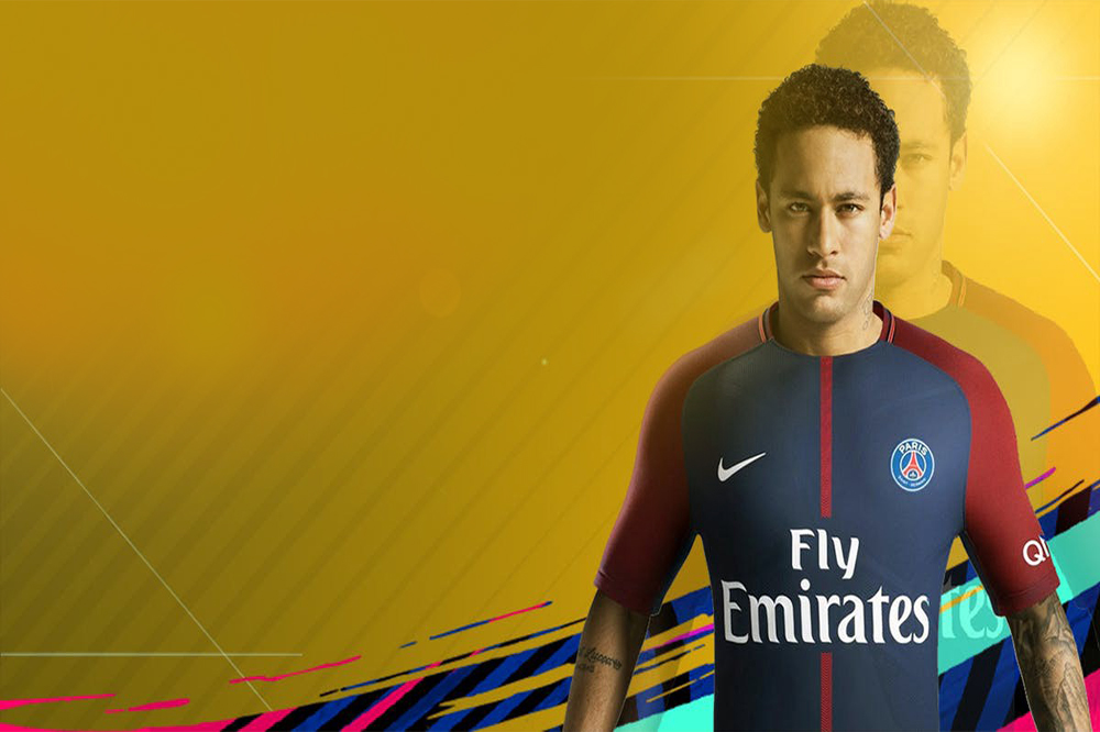 Neymar background